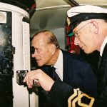 Prince Philip - Duke of Edinburgh Sea Cadets Bus