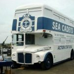 Routemaster RM1357 (357CLT) Sea Cadets