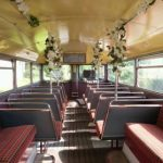 Routemaster RM1357 Wedding Interior