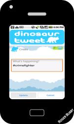 The Dinosaur Tweet - Roger Busby