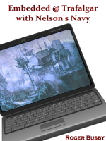 Embedded @ Trafalgar with Nelson's Navy