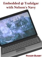 Embedded @ Trafalgar with Nelson's Navy